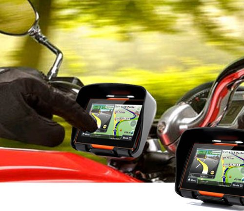 Best Motorcycle Sat Nav
