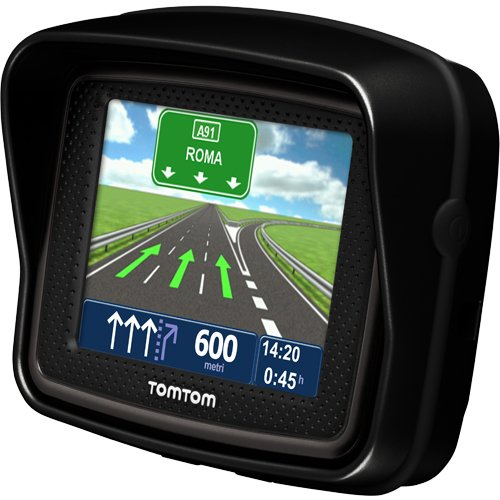 tomtom rider motorcycle gps navigation unit debating all. Black Bedroom Furniture Sets. Home Design Ideas
