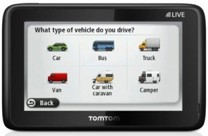 TomTom Pro 5150 Truck or HGV