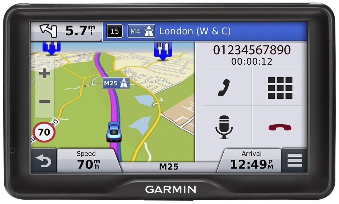 Garmin Nuvi 2797LMT Satellite Navigation System