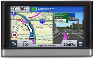 Garmin Nuvi 2598LMT Satellite Navigation System