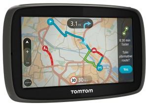 TomTom Go 40 Sat Nav Review UK