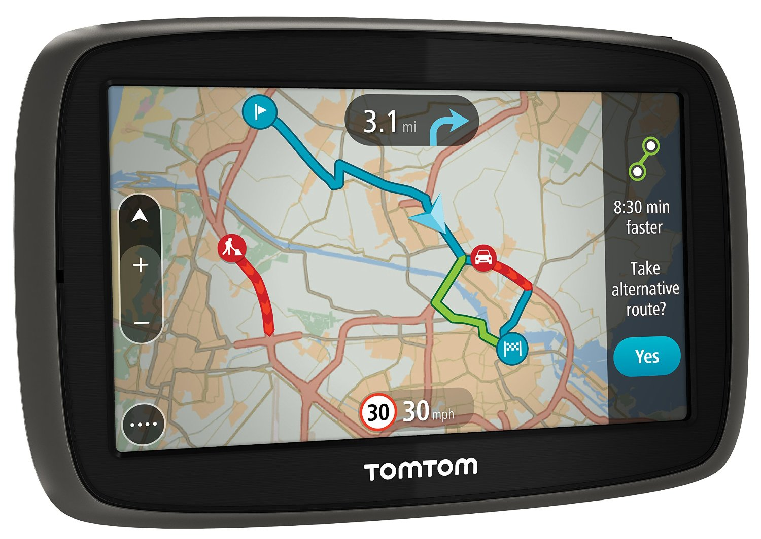 TomTom Go 40 Sat Nav Review UK