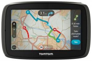 TomTom Go 40 Sat Nav Review