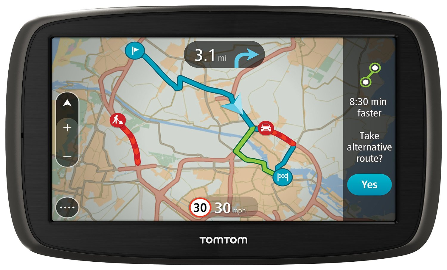 TomTom GO60 Sat Nav Review
