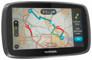 TomTom Go 500 Car Satellite Navigation Review