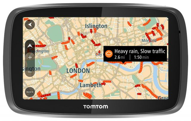TomTom GO60 Sat Nav Review UK