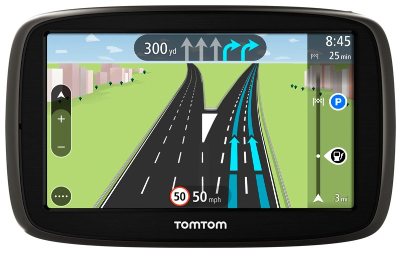 Sat Nav Reviews