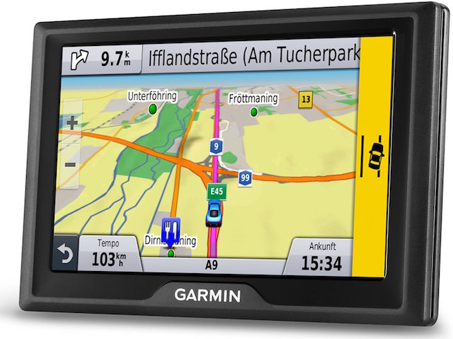 Garmin Drive 40 Sat Nav review
