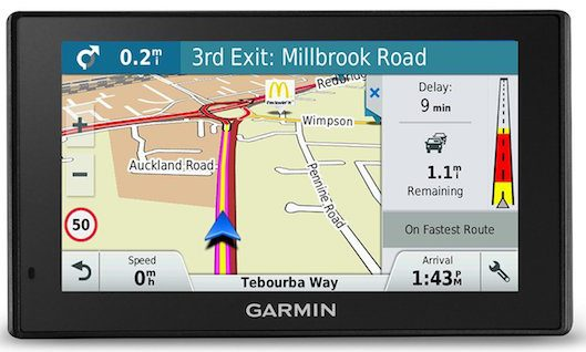 best garmin sat nav
