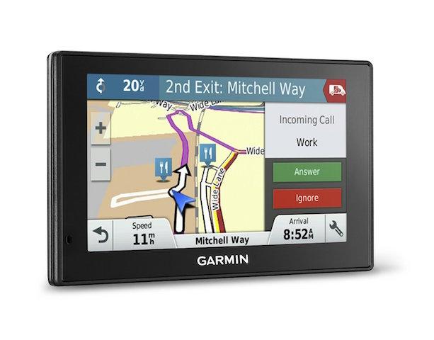 Garmin DriveSmart 60LMT Sat Nav