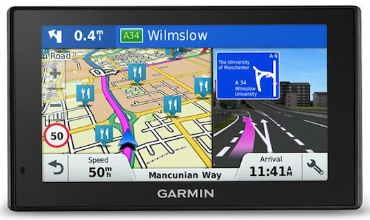 Garmin DriveSmart Sat Nav Review