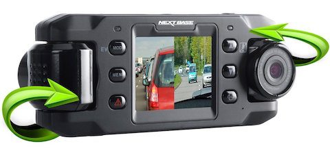 NextBase Duo Front and Rear Dash Cam