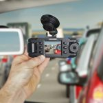 Nextbase Front and Back Dual Lens In-Car DVR Dash Camera with Digital Driving Video Recorder DUO HD
