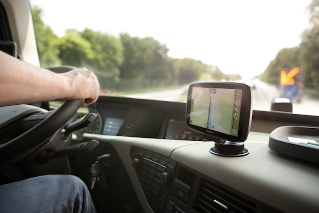 TomTom Trucker Sat Nav Review