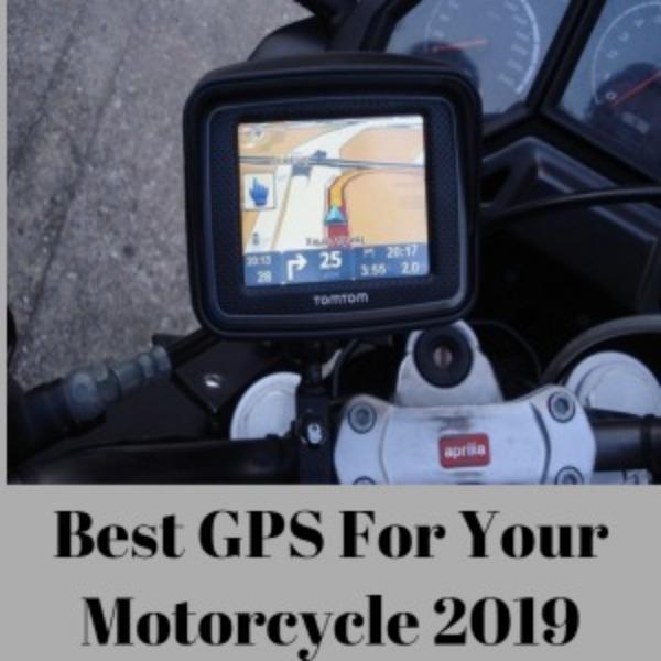 Best Motorcycle Sat Nav 2019 - UK Buyer's Guide