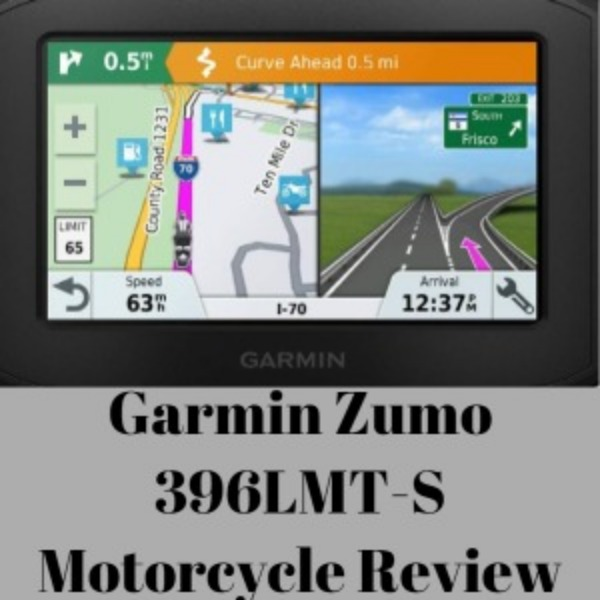 Garmin 396LMT-S Motorcycle Review