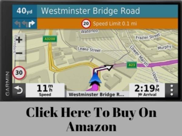 Garmin DriveSmart 55 Navigator