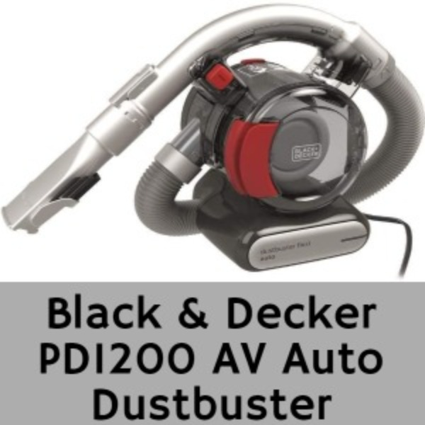 Black & Decker PD1200 AV Flexi Auto Dustbuster