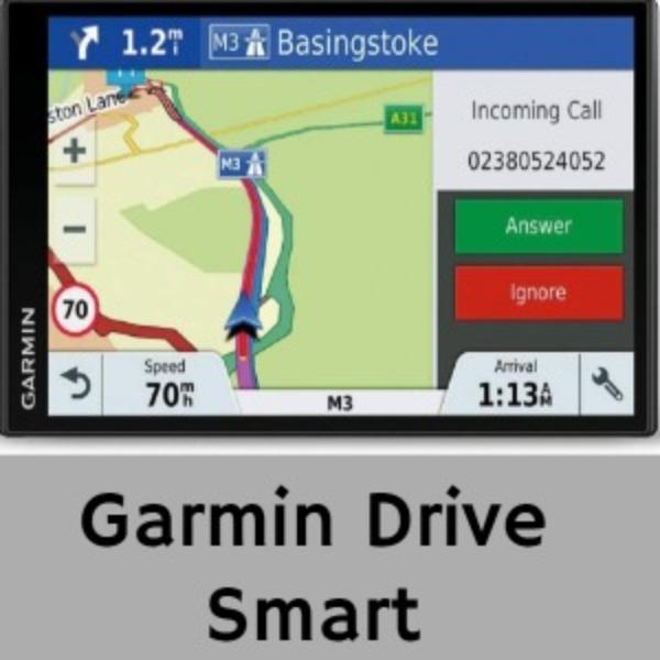 Garmin DriveSmart Sat-Nav