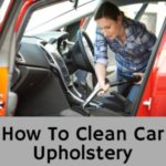 How To Clean Car Upholstery (Including Recommended Products)