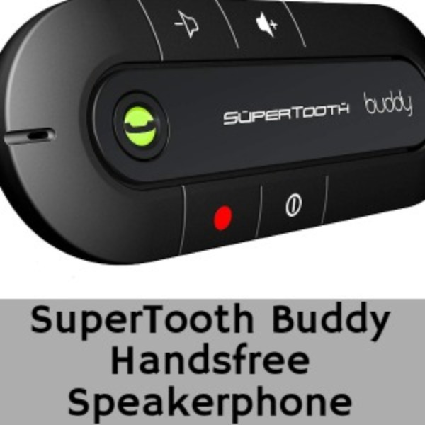SuperTooth Buddy Handsfree Speakerphone