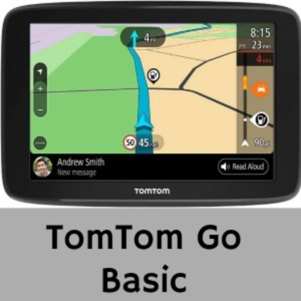 TomTom Go Basic Sat-Nav